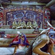 Fra en svunden shamansk kultur