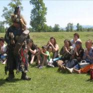 Kraft er shamanismens brændstof
