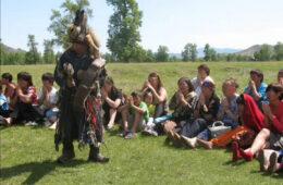 Hvordan betaler man for undervisning i shamanisme?