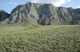 Det hellige bjerg Khayrachan
