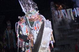 Shamansange, sangen om den første shaman
